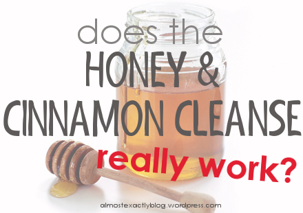 honey&cinnamoncleanse