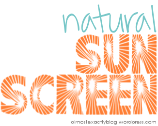 naturalsuncreen
