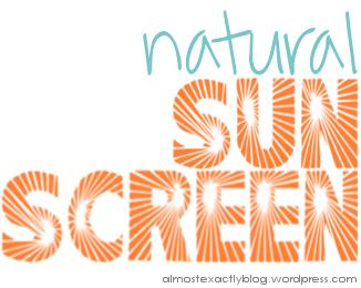 naturalsuncreen