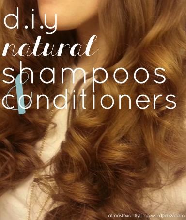 DIY no-'poo alternative shampoos & conditioners – almost ...