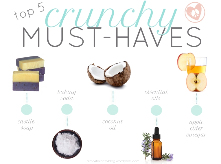 don't know how to start your crunchy life? look no further than here!