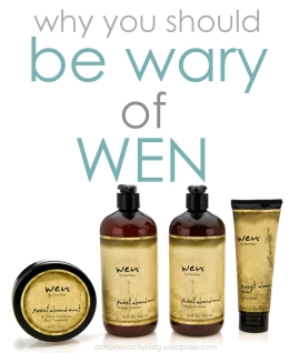 wen isn't everything it's cracked up to be - why you should be wary of wen!