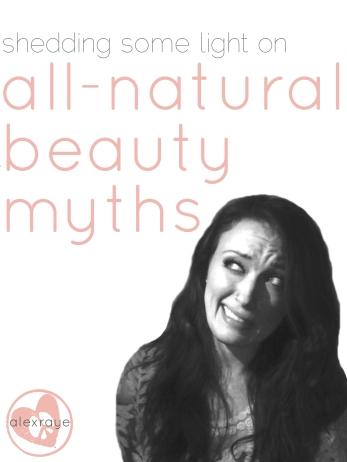 shedding light on all-natural myths