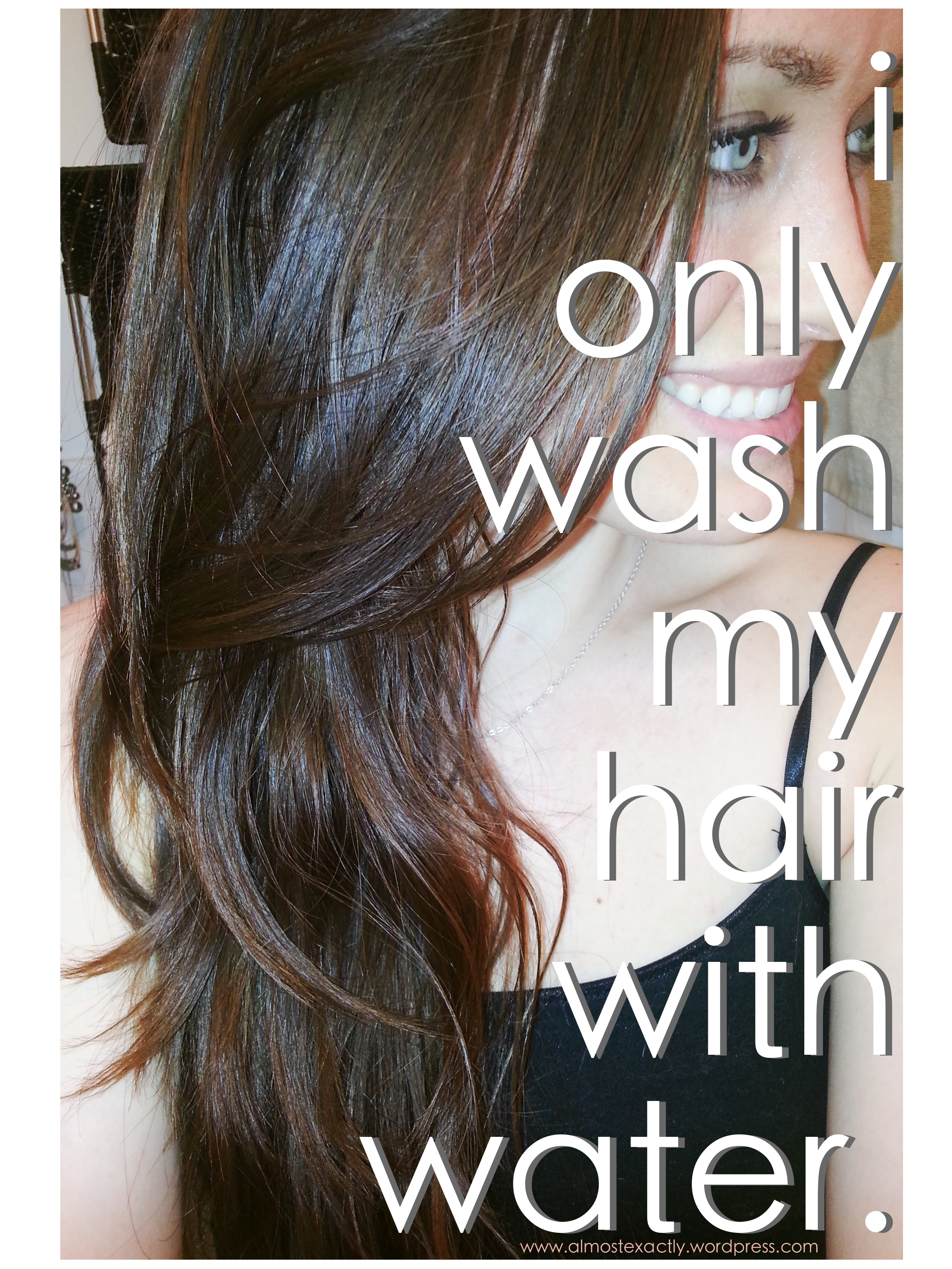 Hair Natural Oils Not Washing