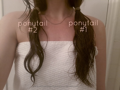 coconut oil hair mask removal no poo friendly
