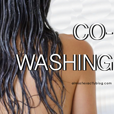 co-washing
