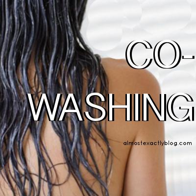 co-washing