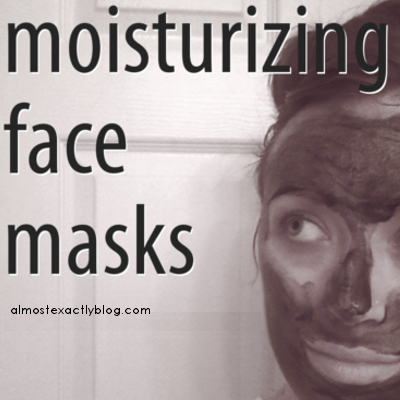 moisturizing face masks